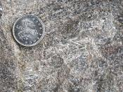 Sillimanite Crystals - geograph.org.uk - 746197