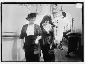 Mrs. J.A. Stevenson & Helen  (LOC)