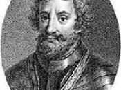 Imagined 19th century portrait of Macbeth