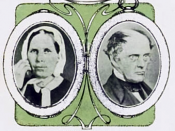 Daniel & Lucy Anthony, parents of Susan B. Anthony