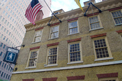 English: The south side of the Fraunces Tavern in New York City.