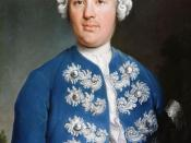 Portrait of Samuel Fraunces.