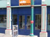 English: Skills for Business Skills for Business at Hillsborough Barracks, Sheffield 6.