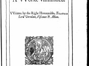 English: Title page of New Atlantis in the second edition of Francis Bacon's Sylva sylvarvm: or A naturall historie. In ten centvries. London. Printed by J.H. for William Lee at the Turkes Head in Fleet-street, next to the Miter, 1628