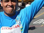 Salomon Bolanos - 2012 LA Marathon Photos - Los Angeles