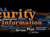 Information Security Wordle: NIST HIPAA Security Guide (Draft)