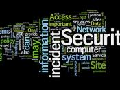 Information Security Wordle: RFC2196 - Site Security Handbook