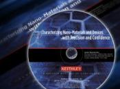 Keithley Publishes Online Nanotechnology Seminars on CD