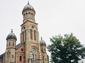 Jeonju - Jeondong catholic church