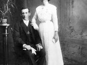 Conrad Charles Dallinger & Elizabeth Rau Wedding photo
