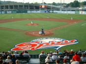 English: Photo of Frasier Field Frasier Field in Lynn