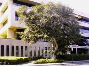 English: Exterior of Family Court of Western Australia