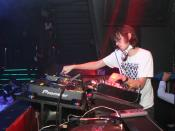 British musician James Holden - 2006-09-29 Holden & Burridge @ Pacha, NYC