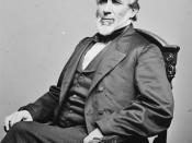 John W. Crisfield was president of the Eastern Shore Railroad and brought the railroad to what is now Crisfield.
