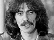 English: George Harrison in the Oval Office during the Ford administration.