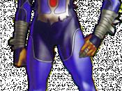 Sheik, as seen in The Legend of Zelda: Ocarina of Time.