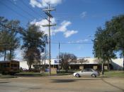 Elmwood, Louisiana. Pepsi-Cola plant.