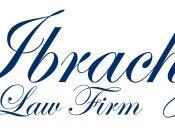 English: Ibrachy Law Firm Logo