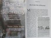 CIA Killed JFK // Bond of Secrecy