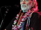 Willie Nelson became one of the most popular country music artists during the 1970s.