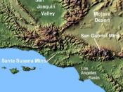 English: Santa Susana Mountains © 2004 Matthew Trump