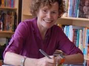 English: Photo of Judy Blume in 2009