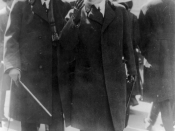 English: John D. Rockefeller (left) and his son John D. Rockefeller, Jr.