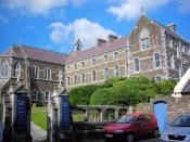 Institute of Education and Celtic Culture, Dingle, Kerry, Ireland.