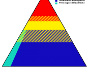 English: WHO Food Guidelines Summary Pyramid