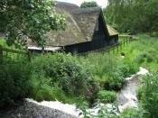 Sawmill, Gunton Park