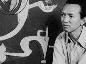 English: Description: Wifredo Lam
