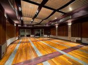 Large recording space at Audio Mix House, Studio A