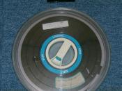 Data storage tape media