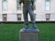 Coal Miner (statue)