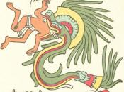 The Mexican Feathered Serpent