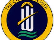Official seal of Wichita, Kansas