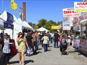 Bikes Blues And BBQ - Vendors Galore