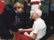 Hillary Clinton Health care elderly