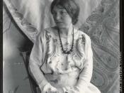 Theresa Bernstein, American painter and printmaker, ca. 1890-2002