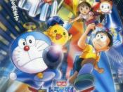Doraemon: Nobita and the New Steel Troops: ~Angel Wings~