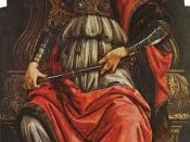 Fortitudo, by Sandro Botticelli