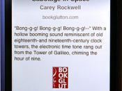 Book Detail Page - BookGlutton on Stanza