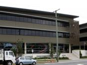 English: Airline Virgin Blue's headquarters in Bowen Hills, Brisbane, Australia.