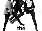 English: The Kix are a 3 piece female rock band about to take the music industry by storm.