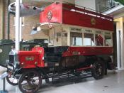 LGOC Type B motor bus B43