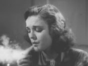 Actress Dorthy Short as character Mary Lane