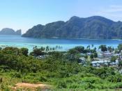 Phi-Phi Island in November 2002