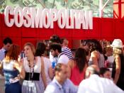 COSMOPOLITAN magazine at The Brandery Summer Edition 2010