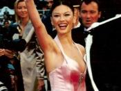 English: Catherine Zeta-Jones at the Cannes film festival