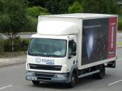 Indesit Logistics FJ06XWC